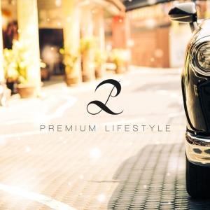 logo premium lifestyle blink