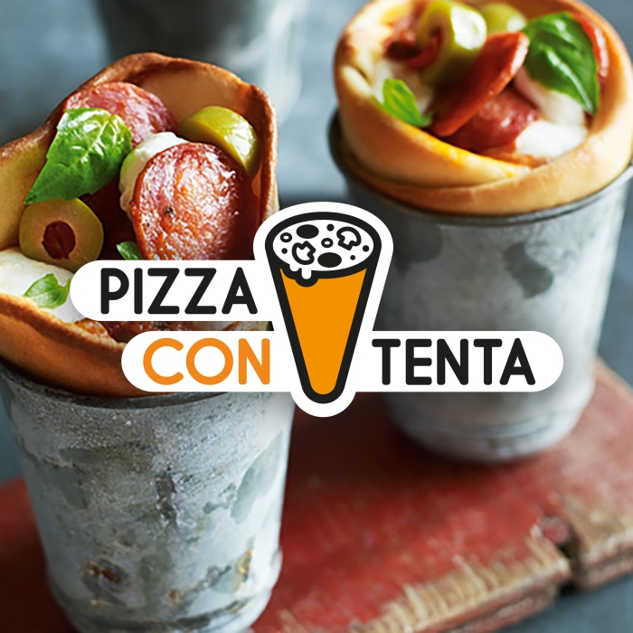 Pizza CONtenta logo