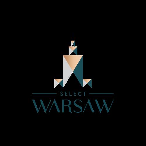 blinkblink projekty graficzne logo select warsaw