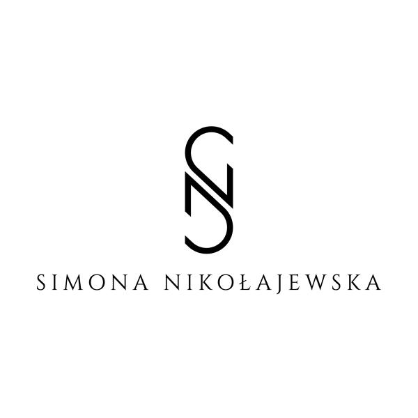 simona nikołajewska logo blinkblink projekty graficzne