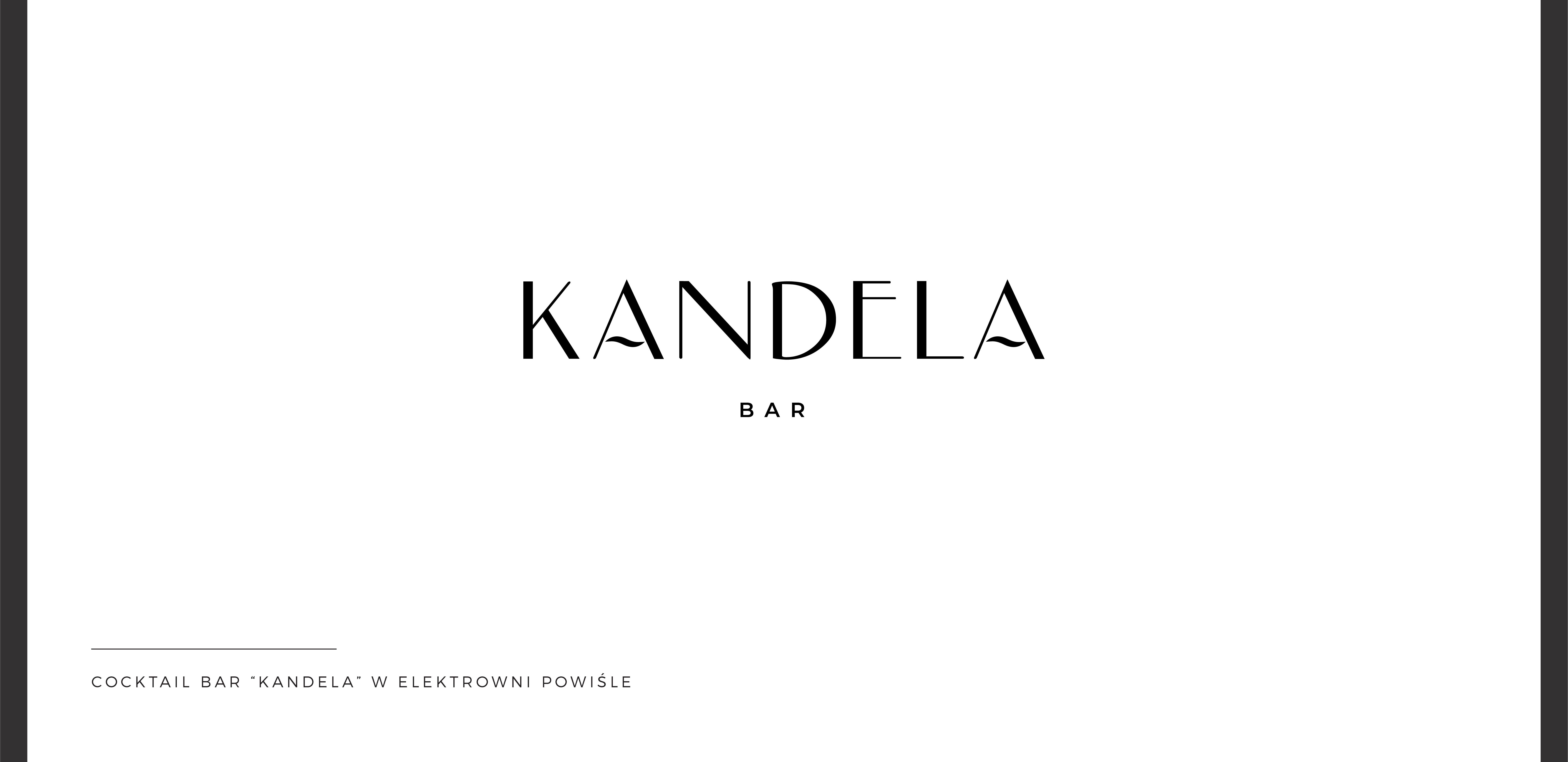 Kandela bar logo blink elektrownia powiśle